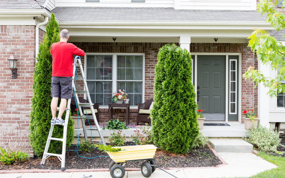 end of summer home maintenance tips