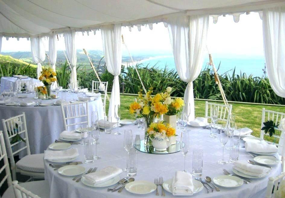 handmade wedding decorations tables