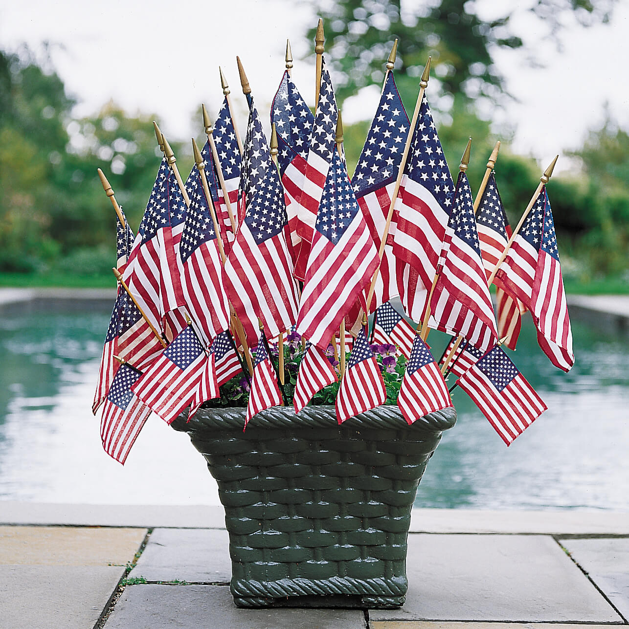 memorial day decorations dollar tree