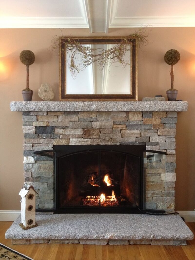 Remodel-Stone-Fireplace-Ideas-With-Wood-Burning