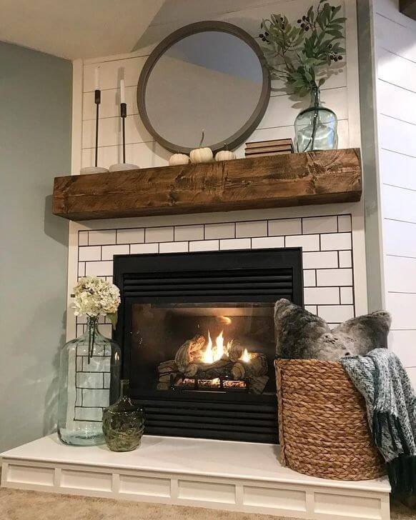 Rustic-Farmhouse-Fireplace-Ideas-For-Your-Living-Room-45
