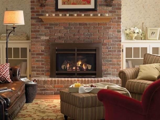 Supreme fireplace