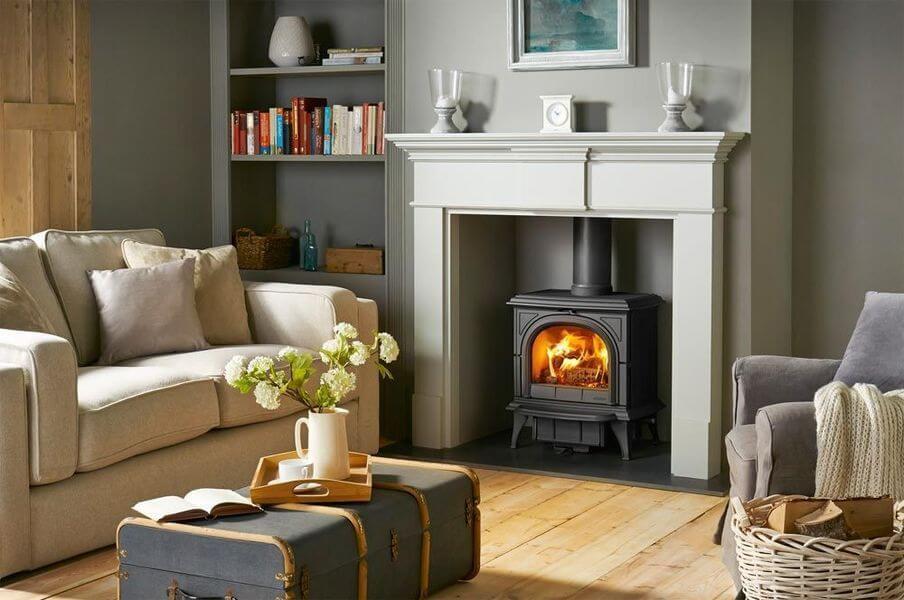 b&q fireplace