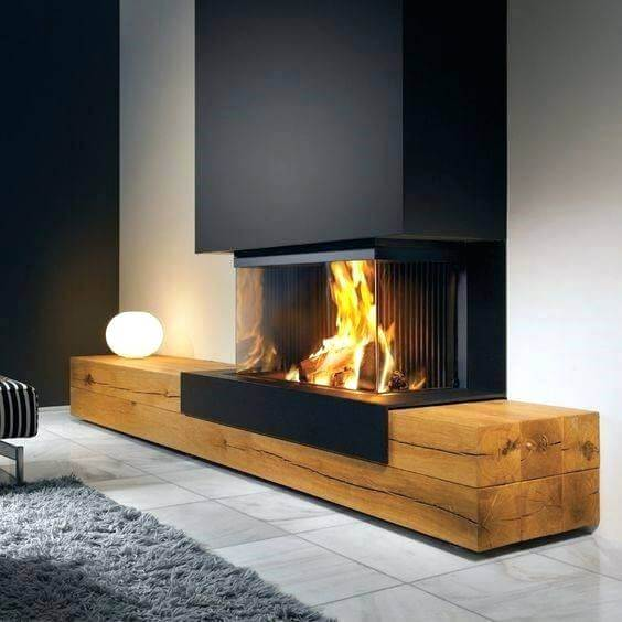 cheap fireplace surround ideas
