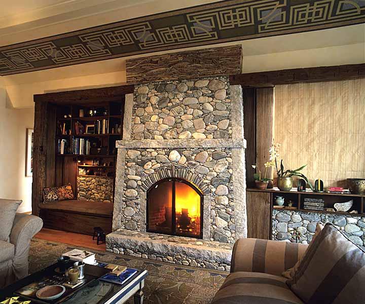cheap fireplace surround