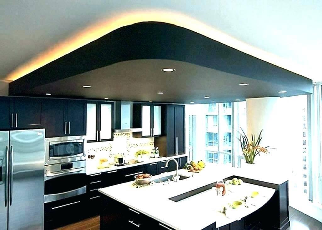 dark grey ceiling light grey walls