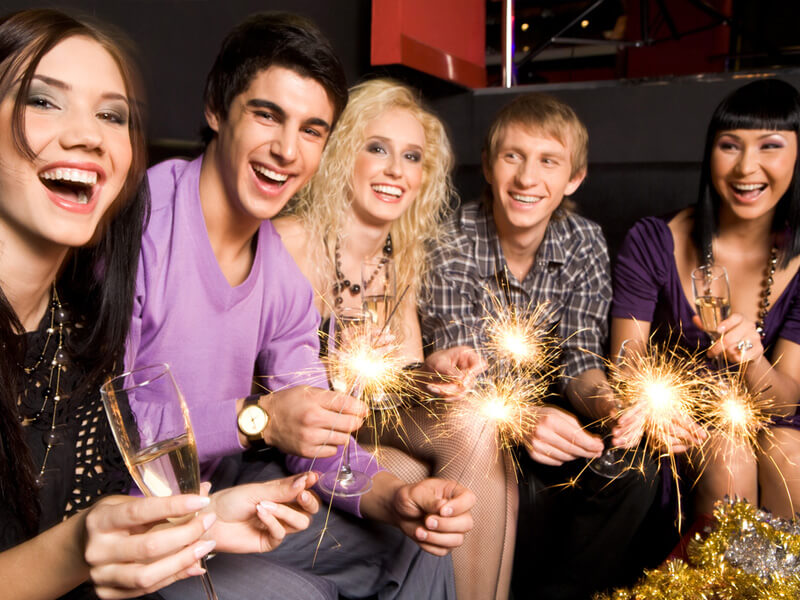 family party games for new years eve