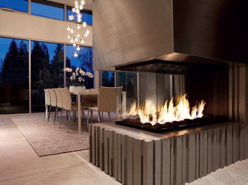 The Fireplace Ideas Has Been an Ancient Touch for Modern Times