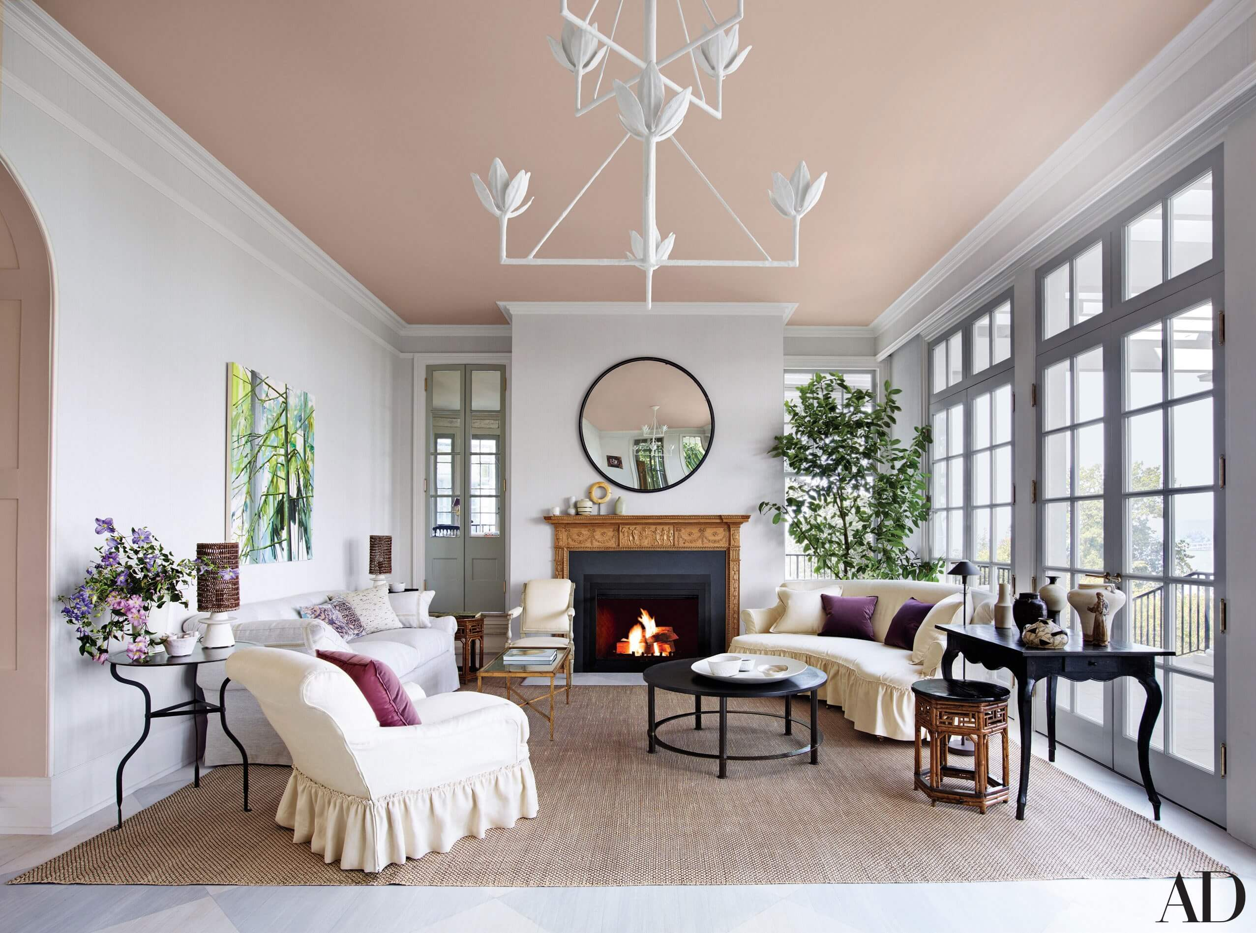 modern colour schemes for living room