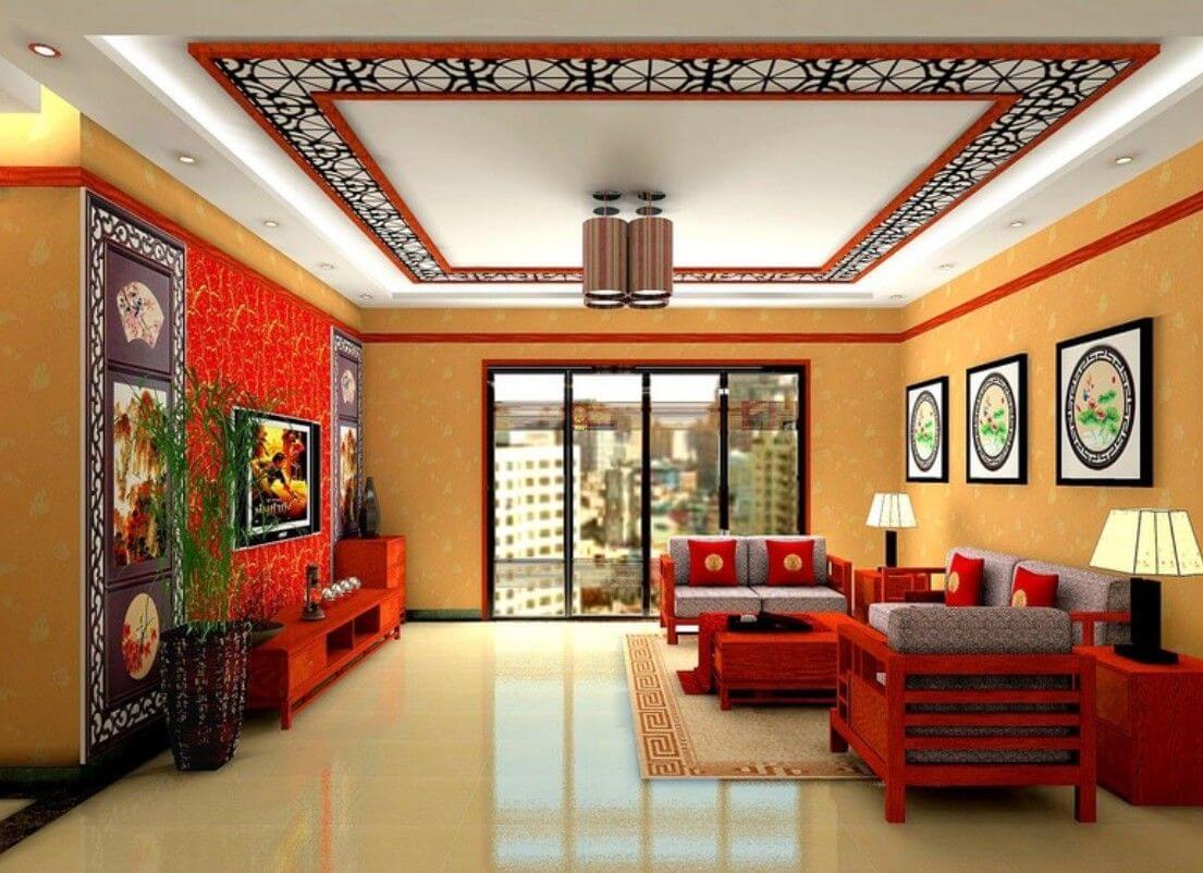 50 Best Ceiling Design Ideas for Living Rooms with Images ...