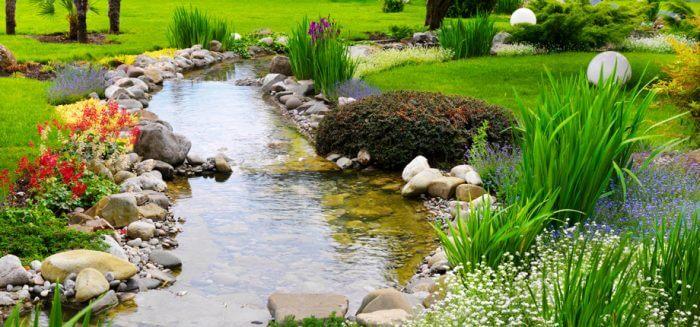 blagdon water gardens