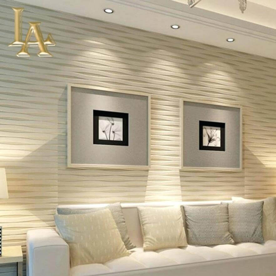 Top 50 Contemporary Wallpaper Ideas with Images - Home Decor ...