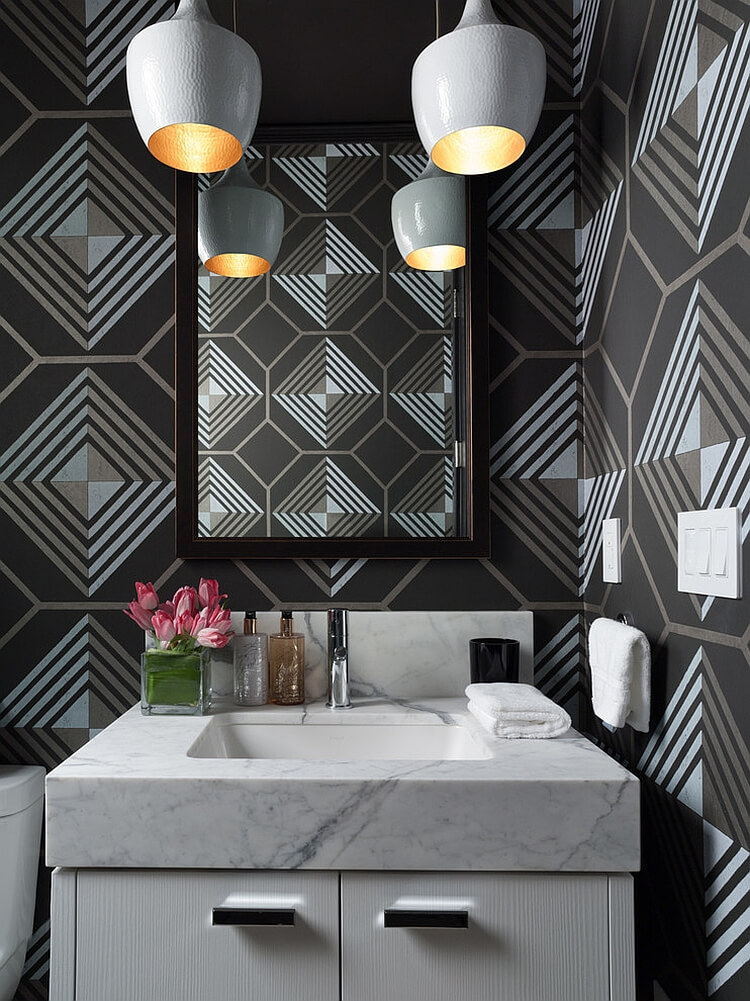 contemporary wallpaper designs uk