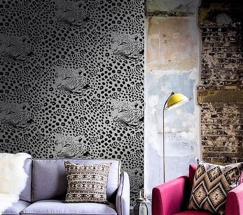 flocked wallpaper patterns