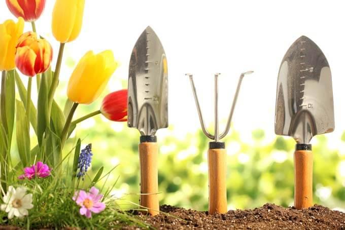 garden tools design