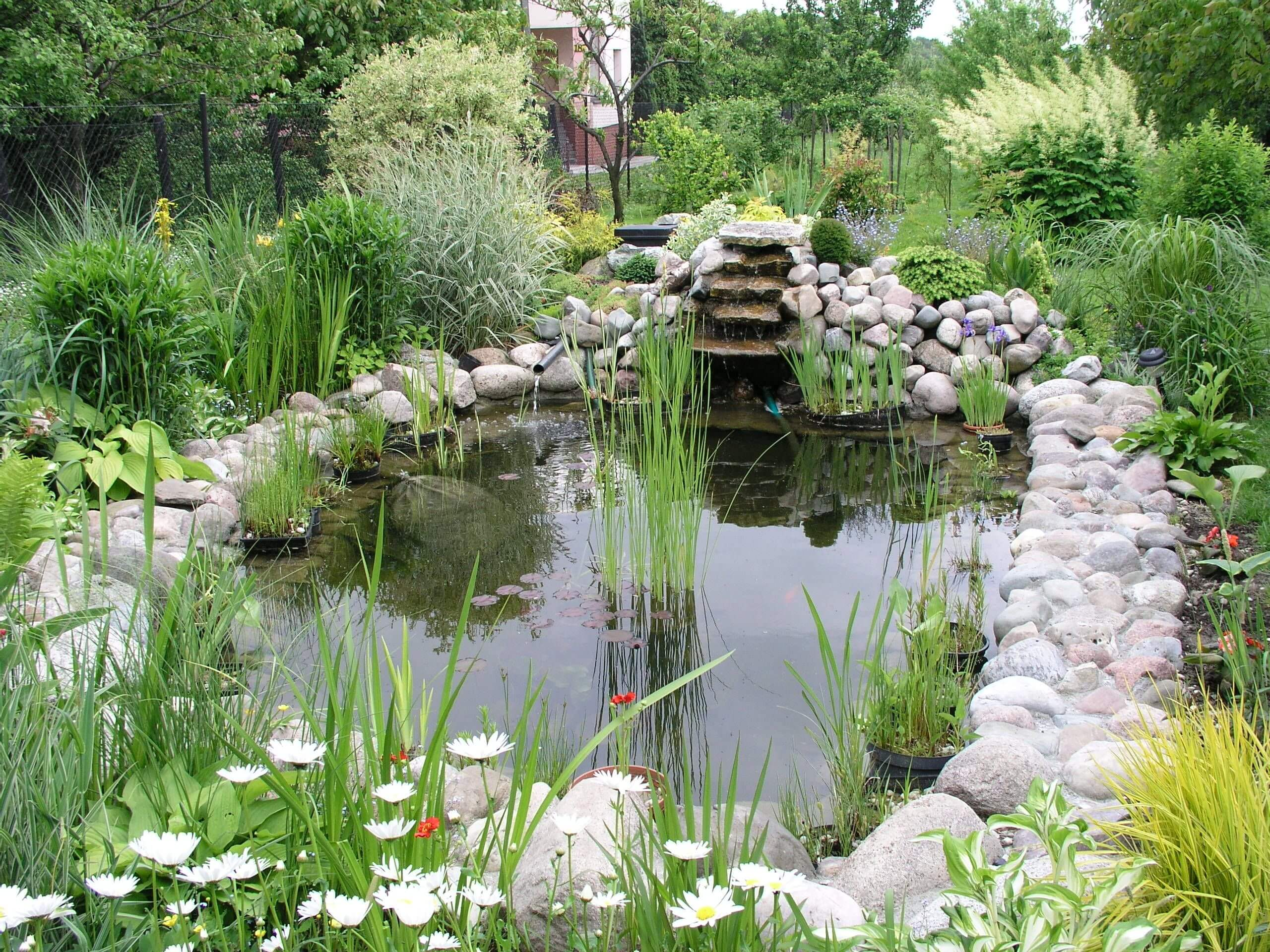 garden water features uk