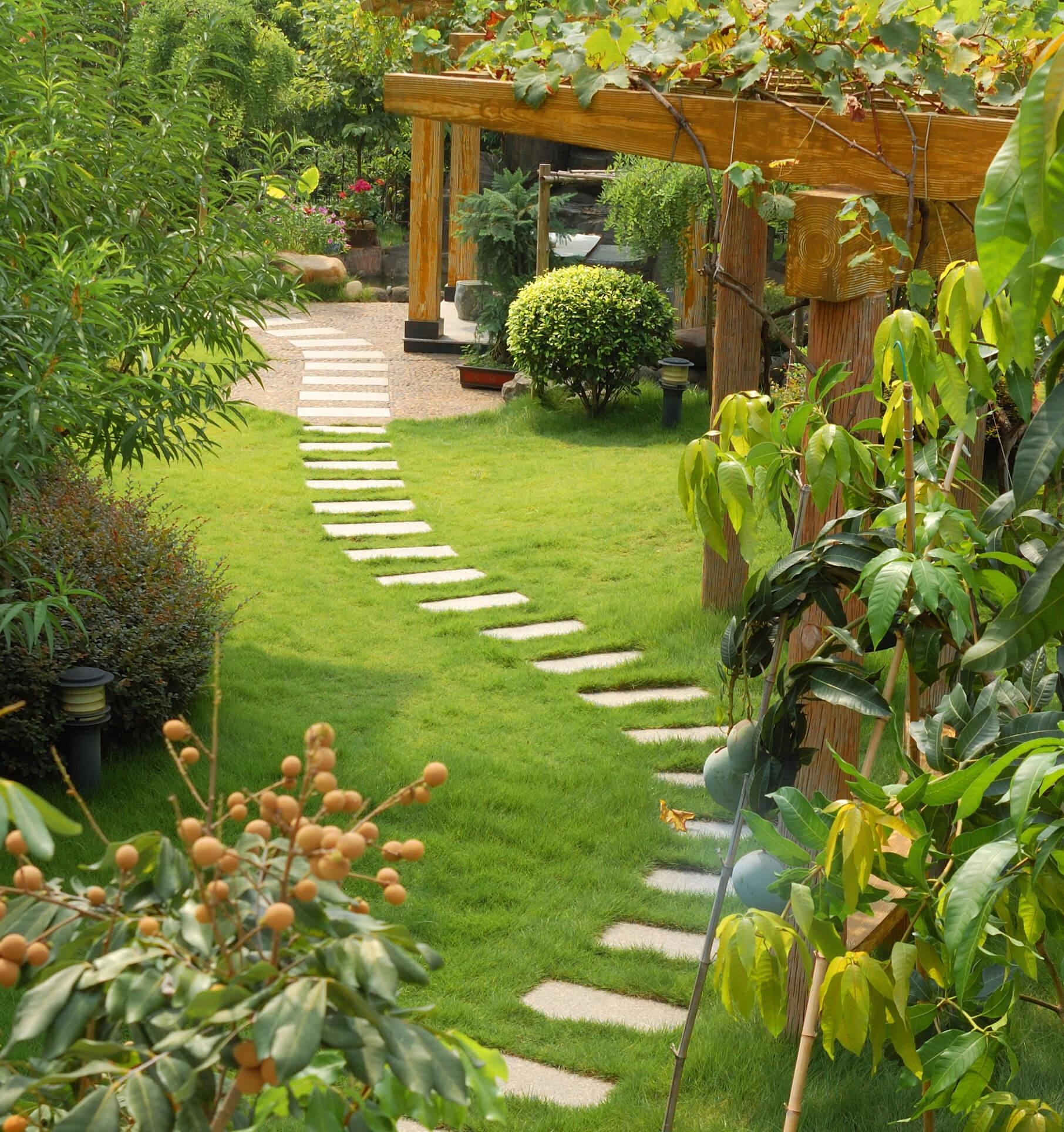 landscape gardeners near me