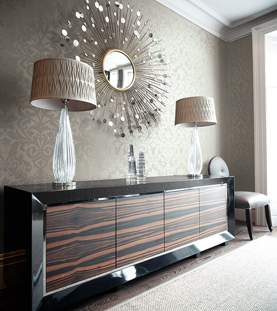 Top 50 Contemporary Wallpaper Ideas With Images Home Decor