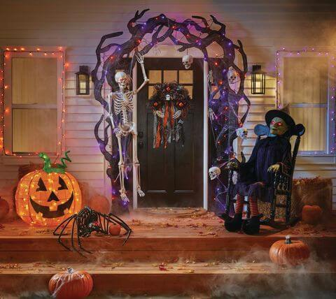 Halloween home decor 2020 (2)