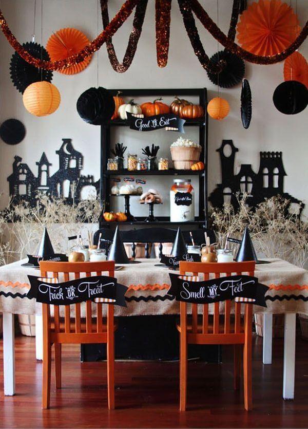 Halloween home design 2020