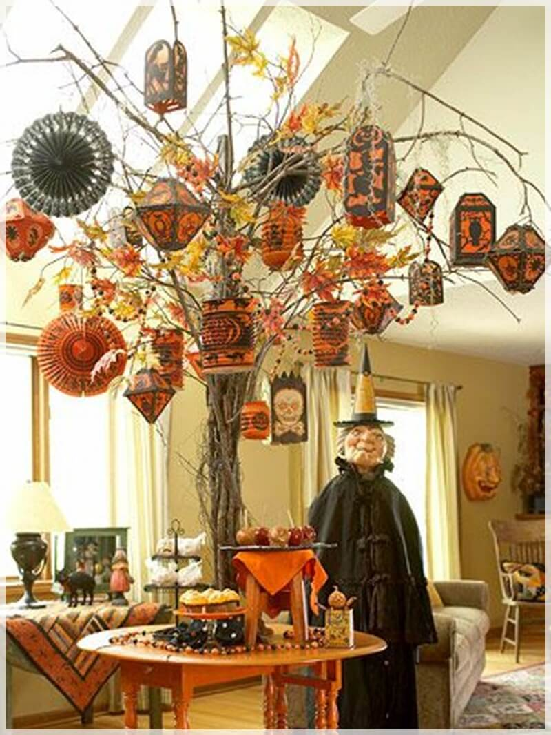 Halloween Homemade Decorations Ideas 2019
