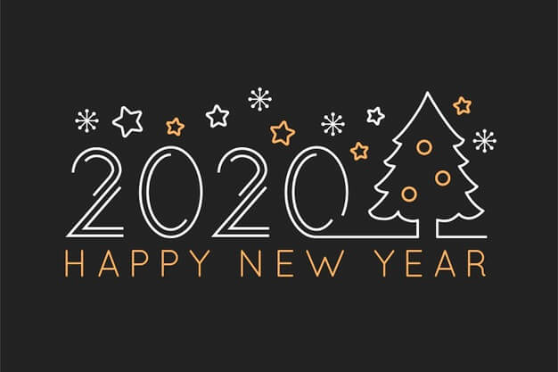 Free Happy New Year 2020 Pictures