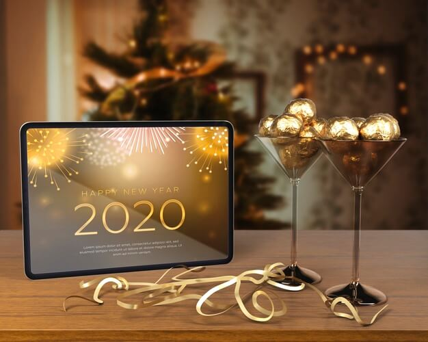 Free Happy New Year Images 2020