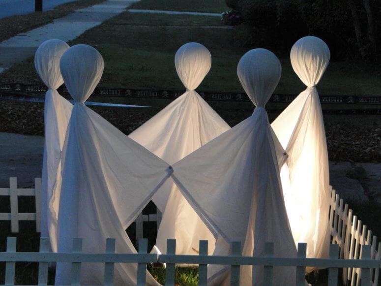 Halloween Homemade Decorations Ideas
