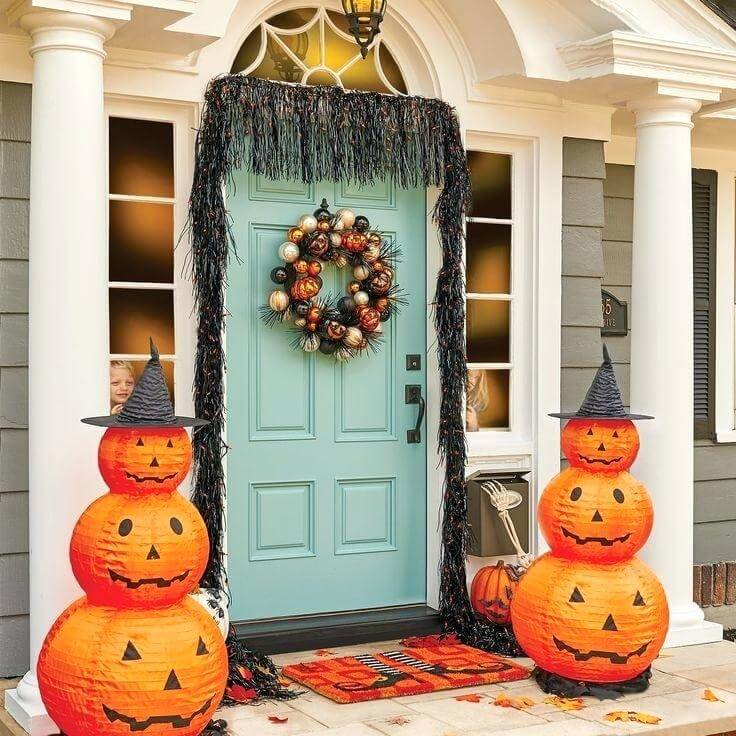 Halloween Homemade Decorations Ideas 2020