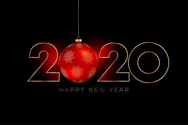 Happy New Year 2020 Photo Download
