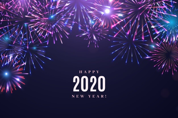 Happy New Year 2020 Screensavers Free Download