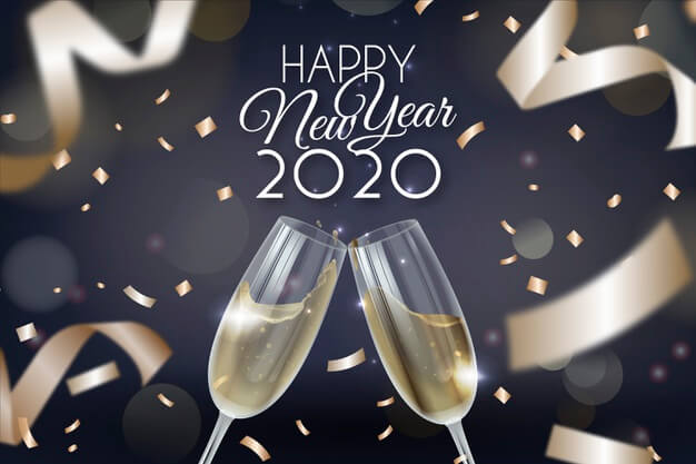 Happy New Year 2020 Wallpaper Cave