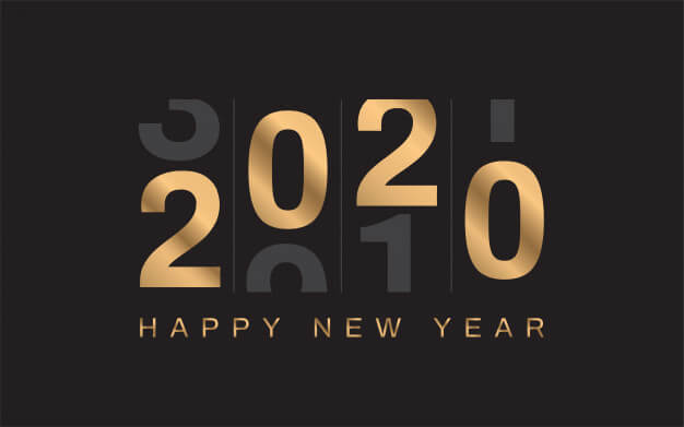 Happy New Year Images 2020 Uk