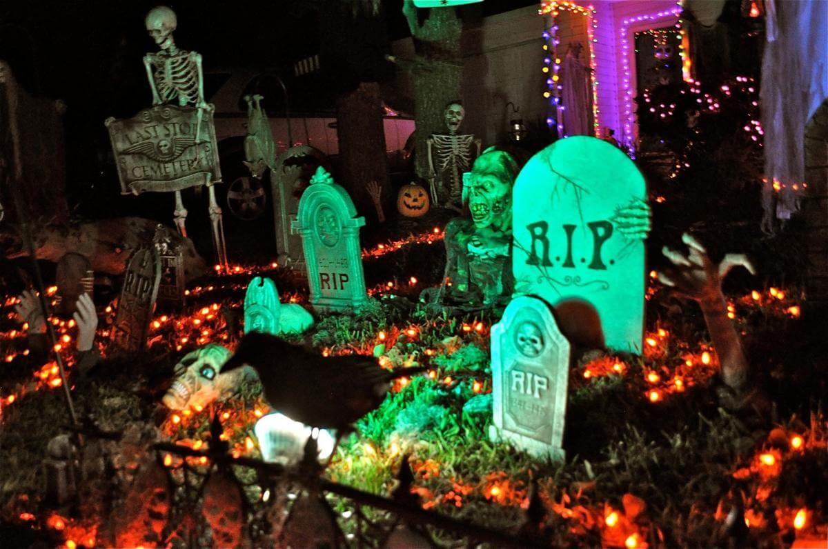 home depot halloween decorations