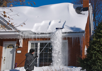 homeowners winter checklist