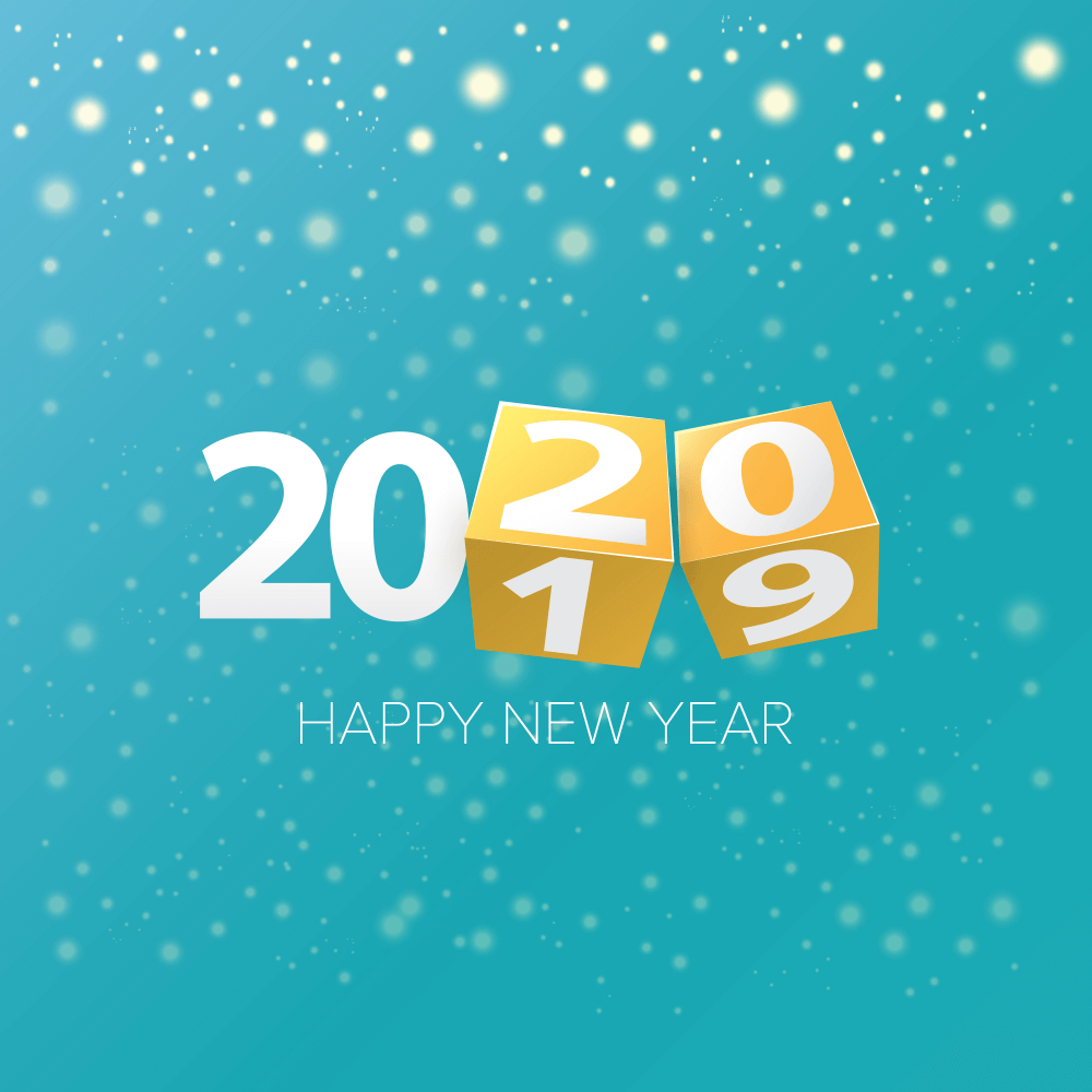 new year 2020 wallpaper desktop