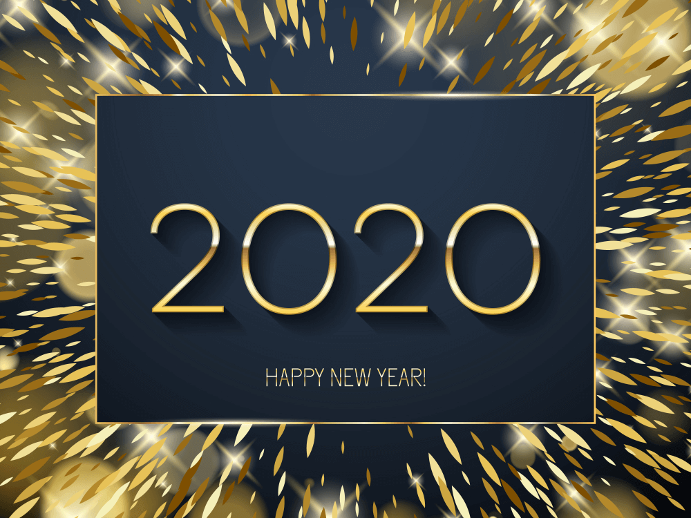 new years eve 2020 wallpaper