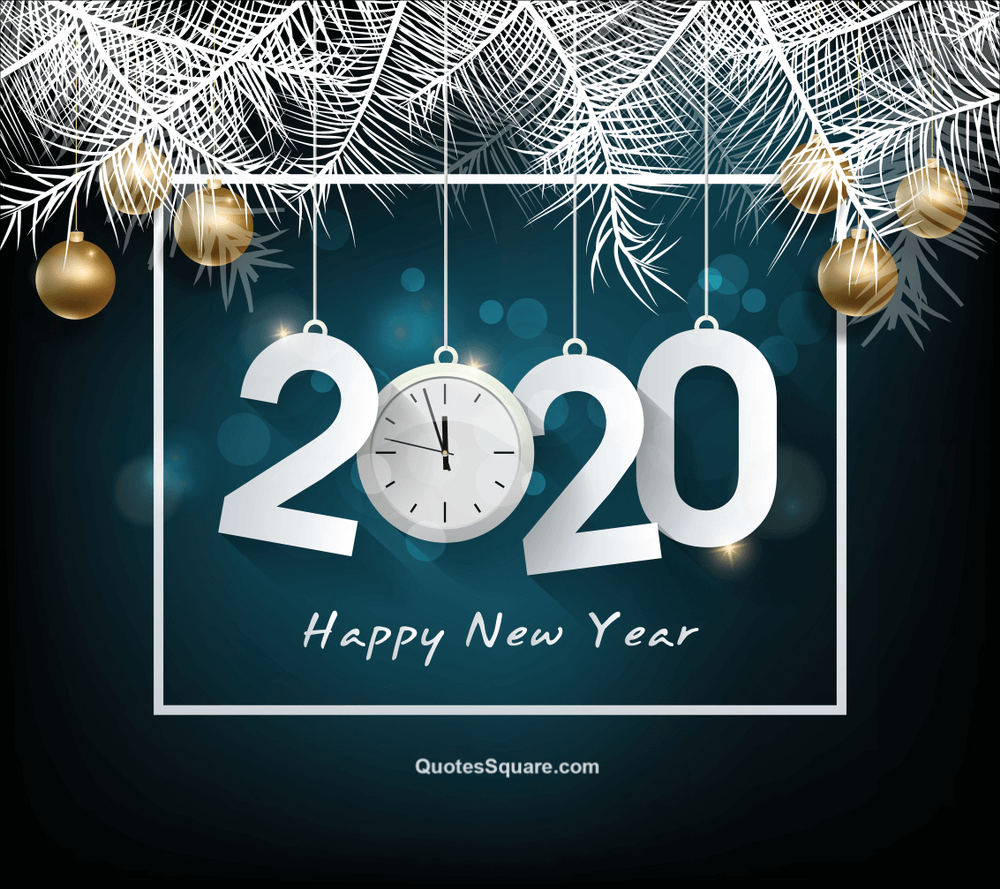 wallpaper new year free 2020 download