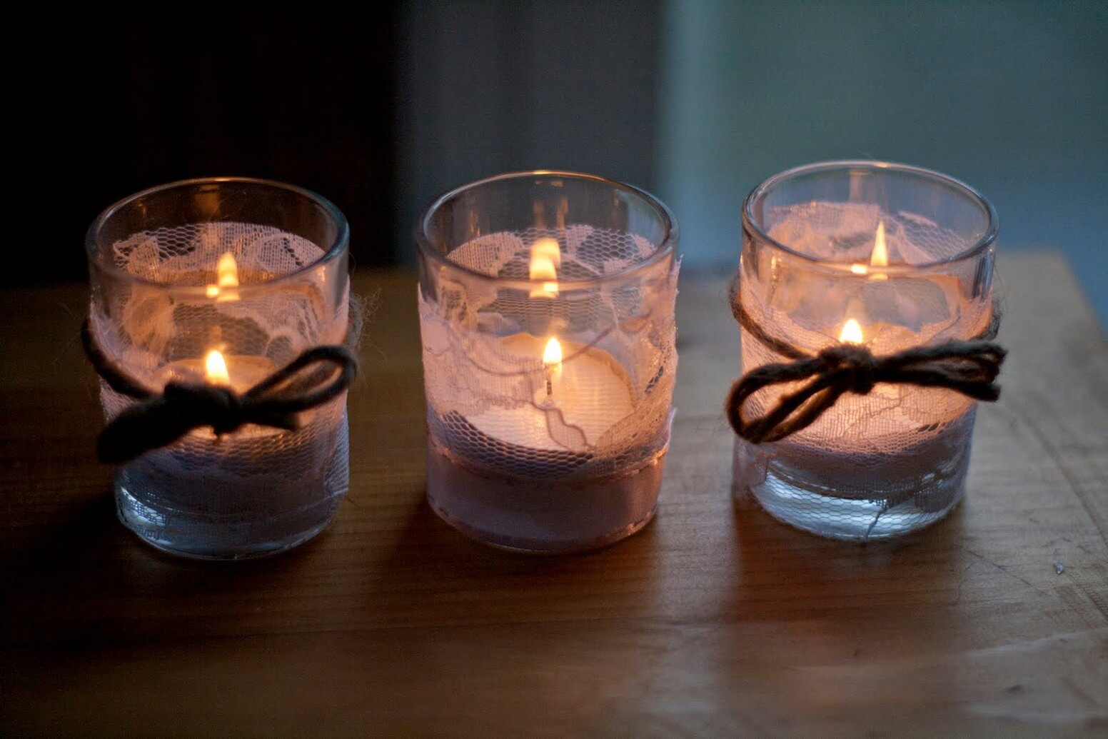 wedding candles decoration ideas