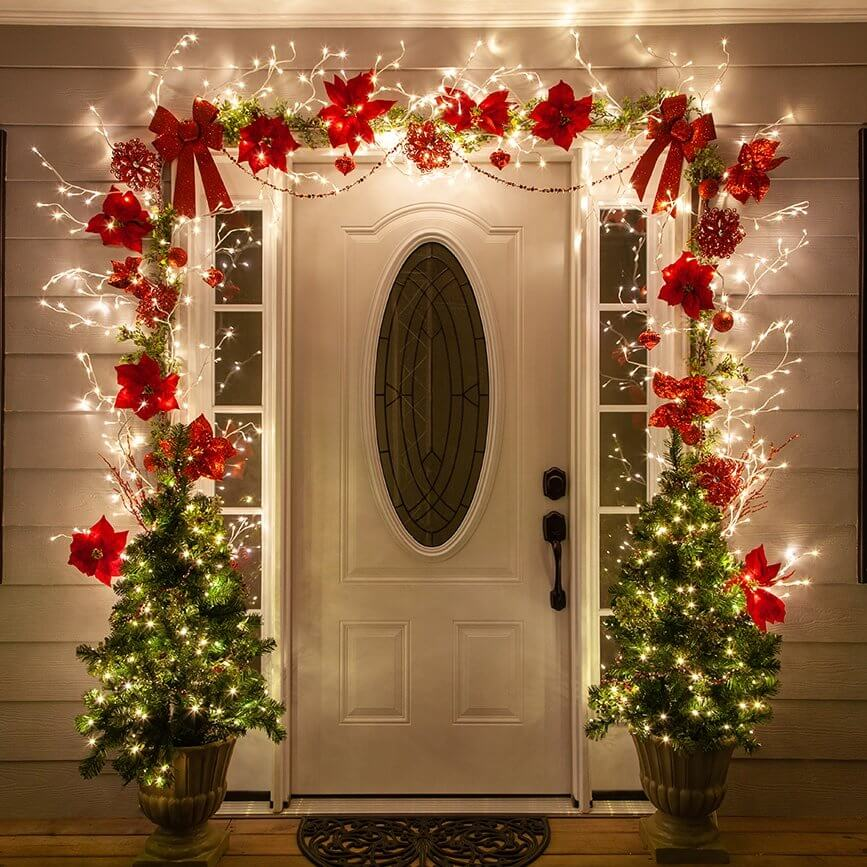 50 Unique Christmas Door Decorations Ideas With Images,United Airline Baggage Weight Limit