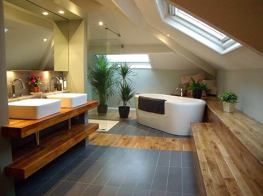 25 Best Creative Ceiling Ideas for Bathroom